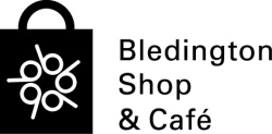Bledington Shop Logo