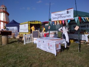 Bledington Shop at Feastival