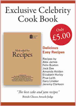 Bledington Celebrity Cook Book